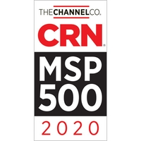 MSP 500 for 2020 Logo